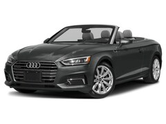 New 2018 Audi A5 2.0T Cabriolet for sale in Water Mill, NY