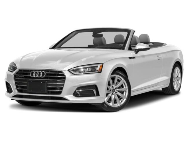 New 2018 Audi A5 Cabriolet Premium Convertible for sale in Hyannis, MA at Audi Cape Cod