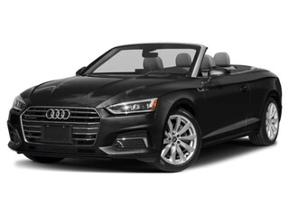 new 2018 Audi A5 2.0T Cabriolet for sale near Worcester