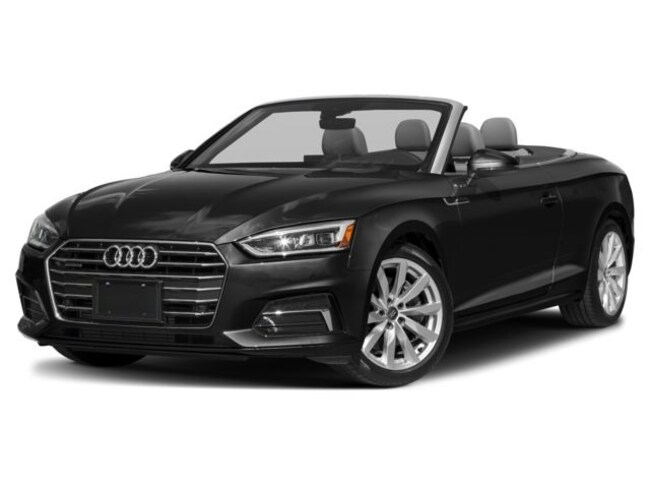 New 2018 Audi A5 2.0T Cabriolet in Devon, PA