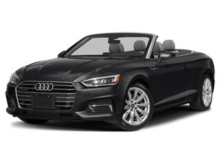 New 2018 Audi A5 2.0T Cabriolet