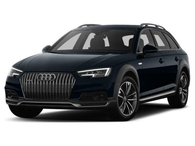 New 2018 Audi A4 Allroad 20t Tech Premium In Fort Collins Co Vin