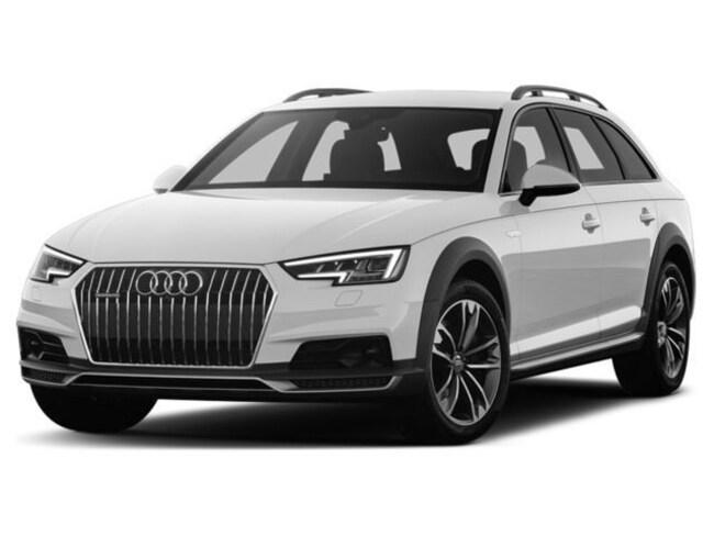 New 2018 Audi A4 allroad 2.0T Tech Premium Wagon For Sale Los Angeles California