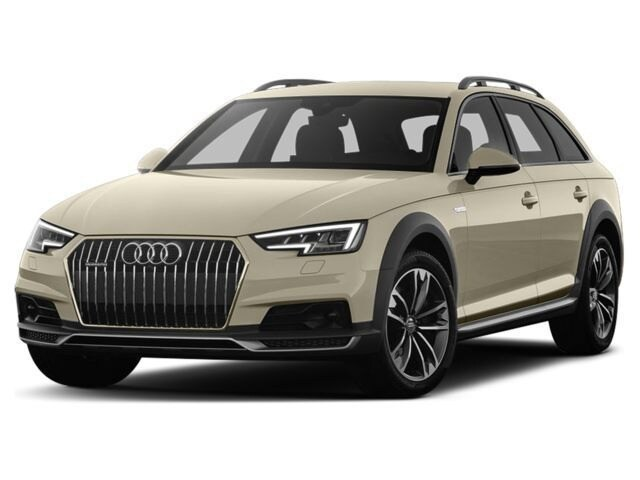 Certified Pre-Owned 2018 Audi A4 Allroad 2.0T Wagon in Greenville, NC