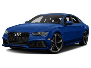 New 2018 Audi RS 7 4.0T performance Hatchback in Mentor, OH