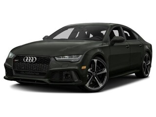New 2018 Audi RS 7 4.0T performance Hatchback for sale in Danbury, CT