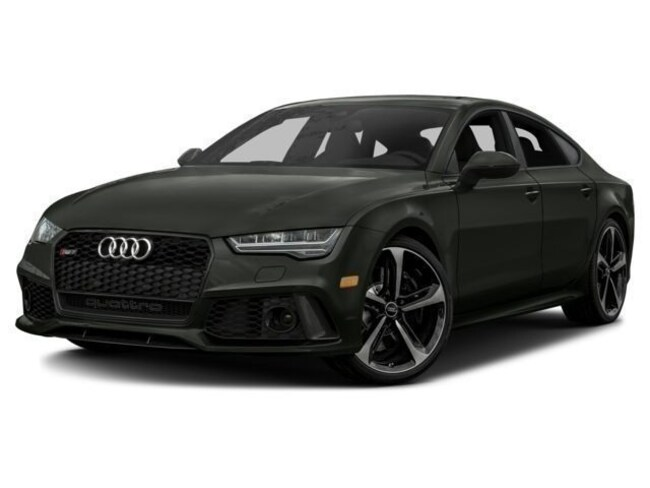 New 2018 Audi RS 7 4.0T performance Hatchback in Rochester