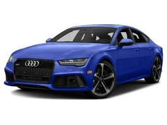 New 2018 Audi RS 7 4.0T performance Hatchback Near New York City