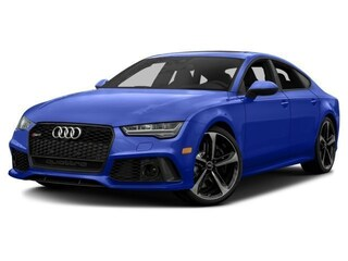 2018 Audi RS 7 4.0T performance Hatchback WUAWRAFC4JN902214