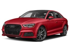 New 2018 Audi S3 2.0T Tech Premium Sedan WAUB1GFF2J1076676 for sale in Allentown, PA at Audi Allentown
