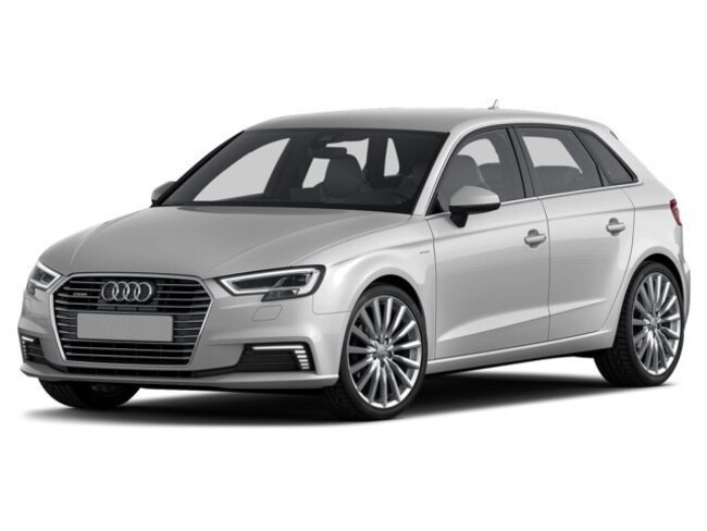 New 2018 Audi A3 e-tron 1.4T Tech Premium Sportback in Escondido, CA