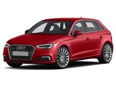 2018 Audi A3 e-tron 1.4T Tech Premium Sportback