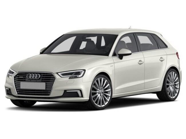 New 2018 Audi A3 e-tron 1.4T Summer of Audi Premium Sportback San Jose, CA