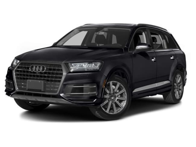 2018 Audi Q7 Premium Plus Sport Utility Vehicle