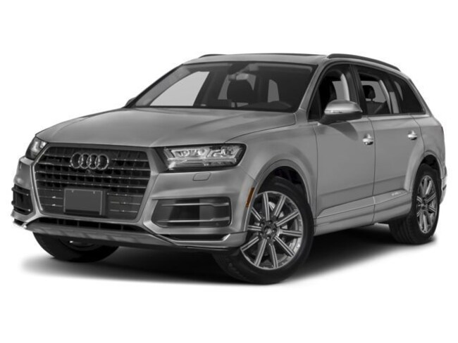 New 2018 Audi Q7 3.0T Prestige SUV in Wilmington NC