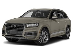 New 2018 Audi Q7 3.0T Prestige SUV A5820 for sale near Williamsport, PA, at Audi State College