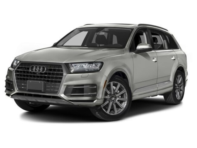 New 2018 Audi Q7 3.0T For Sale in Eastchester NY | VIN ...