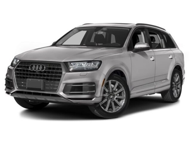 New 2018 Audi Q7 Premium Plus Sport Utility Vehicle for sale in Hyannis, MA at Audi Cape Cod