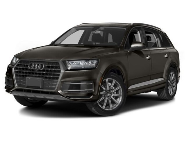 2018 Audi Q7 vs. 2018 Dodge Durango