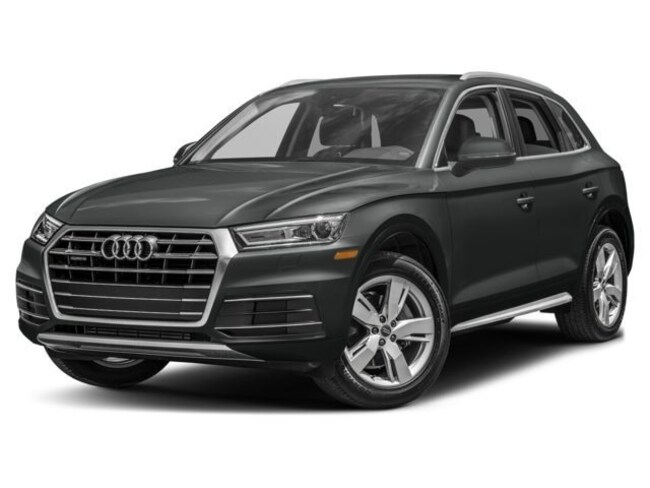 New 2018 Audi Q5 2.0T Tech Premium SUV Brooklyn, NY
