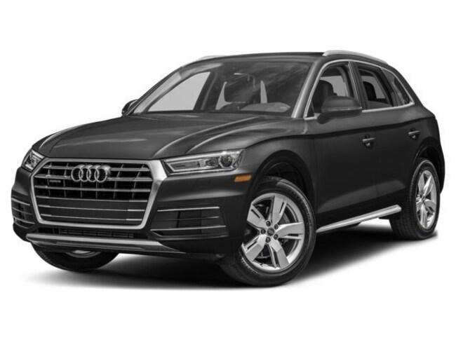 New 2018 Audi Q5 2.0T Tech Premium in Long Beach, CA