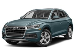 New 2018 Audi Q5 2.0T Tech Premium SUV WA1BNAFY9J2227605 Fairfield CT