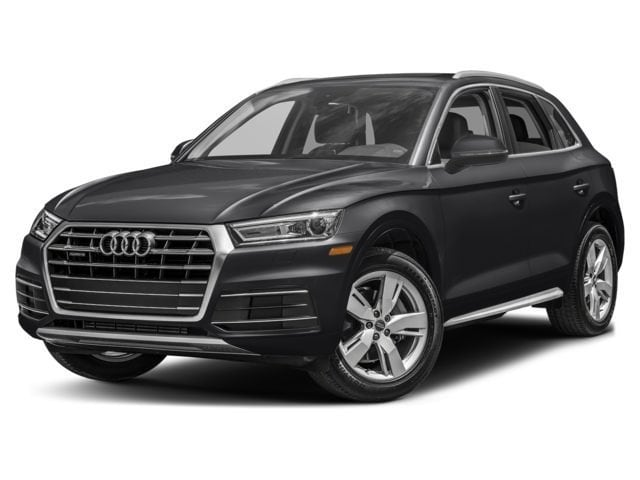 New 2018 Audi Q5 2.0T Tech Premium SUV near Hartford