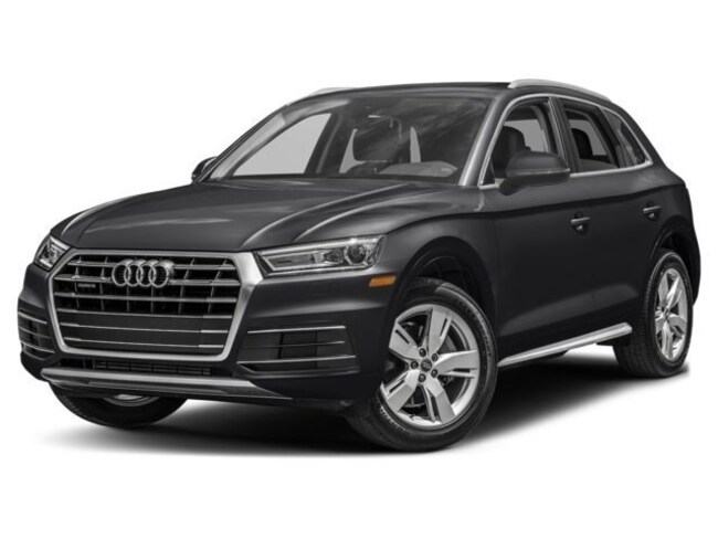New 2018 Audi Q5 2.0T Tech Premium in Long Beach, CA