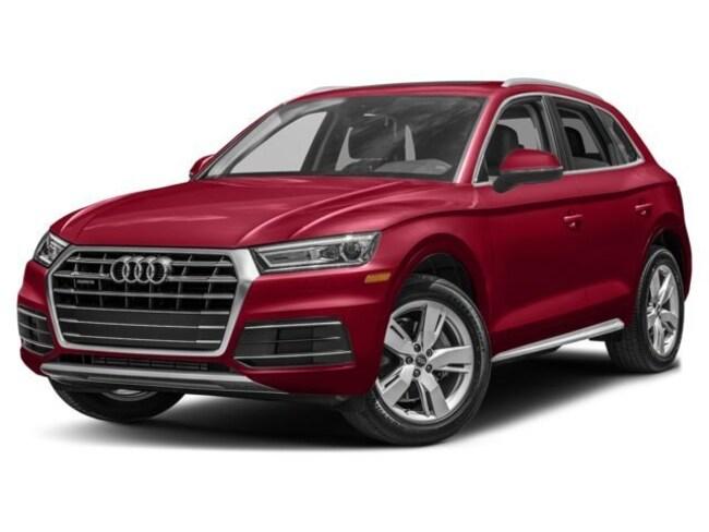 New 2018 Audi Q5 2.0T Tech Premium SUV Near Deer Park NY