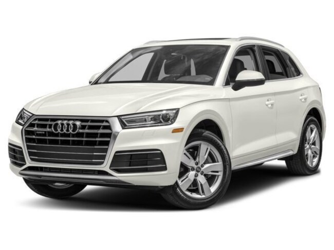 New 2018 Audi Q5 2.0T Tech Premium SUV Johnston, IA