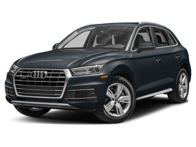 New 2018 Audi Q5 2.0T Tech Premium SUV for sale in San Rafael, CA at Audi Marin
