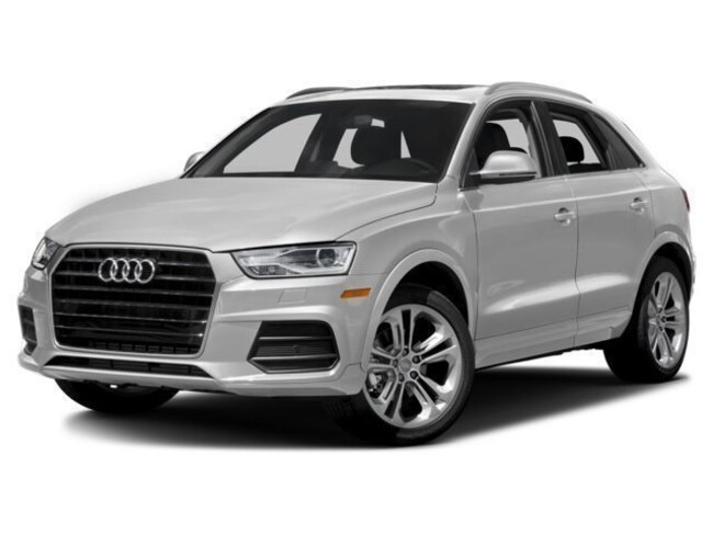 New 2018 Audi Q3 2.0T Sport Premium SUV for sale near Milwaukee in Brown Deer, WI