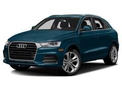 New 2018 Audi Q3 Premium Plus SUV WA1JCCFS0JR029432 Denver Colorado