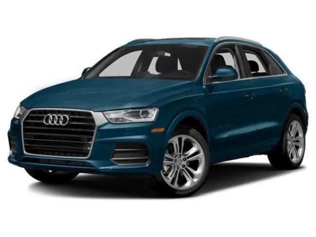 2018 Audi Q3 Sport Premium SUV for sale in Highland Park, IL at Audi Exchange