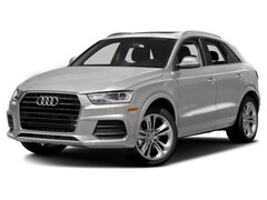New 2018 Audi Q3 2.0T Sport Premium SUV for sale in Wallingford, CT at Audi of Wallingford