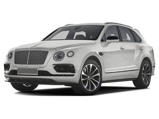 2018 Bentley Bentayga Onyx Edition SUV