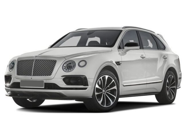 2018 Bentley Bentayga Onyx Edition SUV