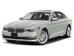2018 BMW 530i xDrive Sedan All-wheel Drive