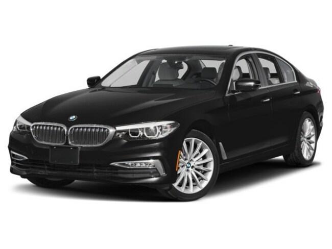 Certified Used 2018 BMW 530i Sedan in Nashville