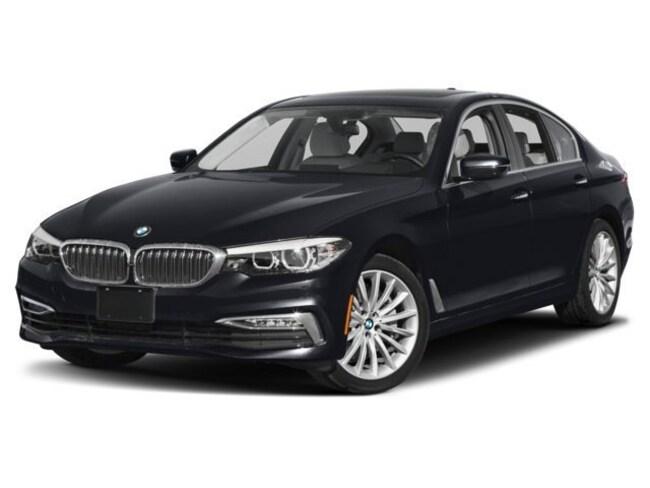 Used 2018 BMW 5 Series 530i Xdrive Sedan for sale in Glenmont, NY