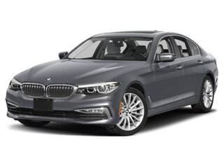 2018 BMW 530i xDrive Sedan WBAJA7C54JWA72643