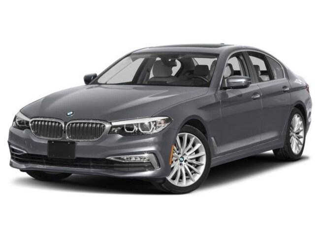 certified used 2018 BMW 530i xDrive Sedan shelby township MI