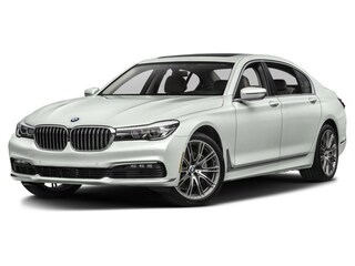 Certified Pre-Owned 2018 BMW 740i Sedan for sale in Irondale, AL