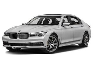 New 2018 BMW 740i Sedan in Los Angeles