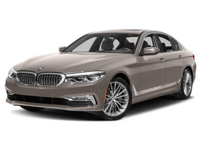 New 2018 BMW 540i xDrive Sedan Knoxville