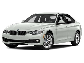 Certified 2018 BMW 3 Series 320i Sedan Car for sale at McKenna BMW in Norwalk, CA