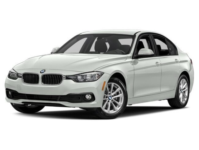 New 2018 BMW 320i xDrive Sedan Owings Mills, MD
