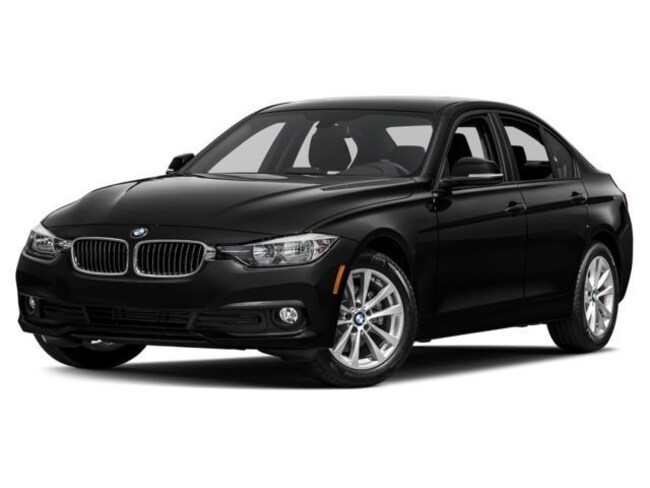 New 2018 BMW 320i xDrive Sedan in Cincinnati