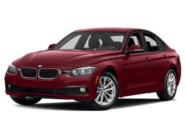 2018 BMW 3 Series 320i Xdrive Sedan All-wheel Drive