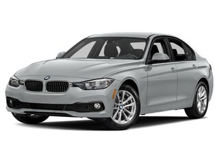 Used 2018 BMW 320i Sedan Sedan in Houston